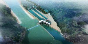 जलविद्युत् उत्पादन