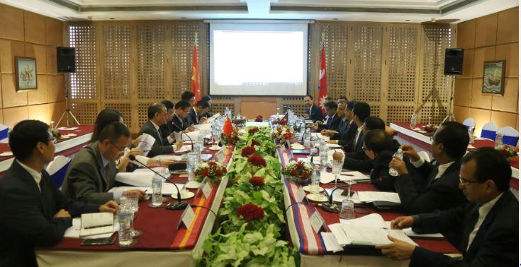 नेपाल–चीन पारवहन सम्झौताको 'प्रोटोकल' अन्तिम चरणमा