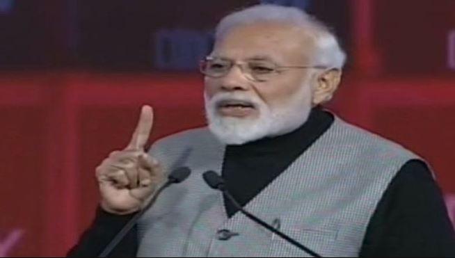 अभिनन्दनको भारत फिर्तीपछि मोदीले भने, 'शत्रुलाई अहिले भारतको डर छ'