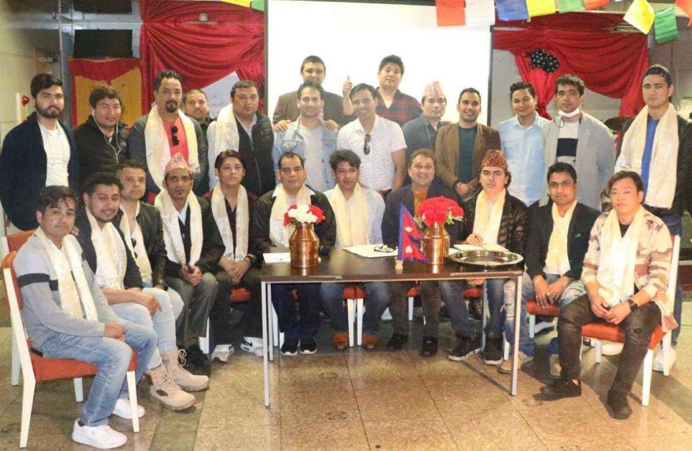 पूर्वी नेपाल विकास सहकार्य केन्द्र जापान तोचिगीमा पुन: सरोज भेटवाल