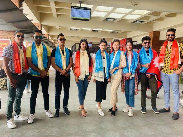 'द फेस अफ साउथ एशिया'मा नेपालका नौं मोडल