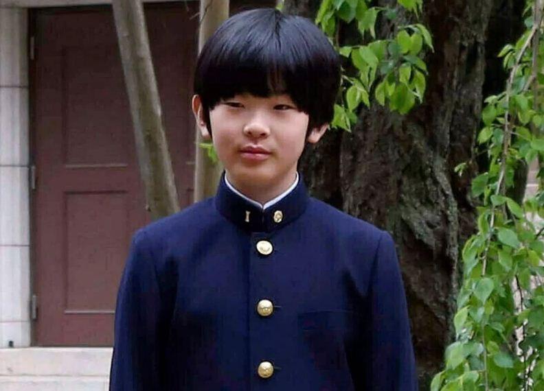 जापानी राजकुमार हिसाहितो
