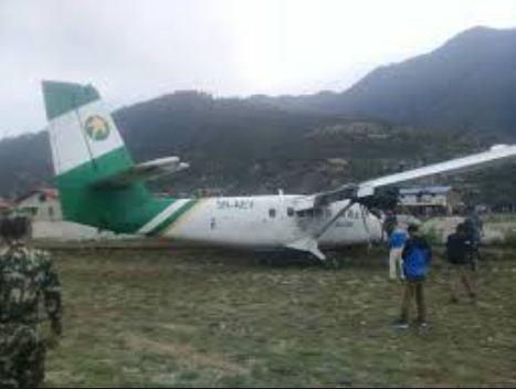तारा एयरको विमान दुर्घटना