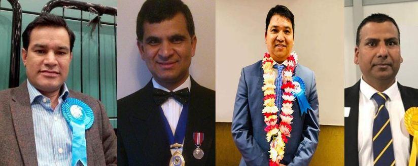 बेलायतको स्थानीय चुनावमा चार नेपाली विजयी