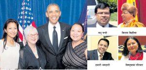 अमेरिकामा नेपाली : सांसददेखि राष्ट्रपतिको सल्लाहकारसम्म