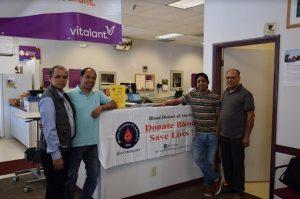 कोलोराडोमा रक्तदान कार्यक्रम सम्पन्न