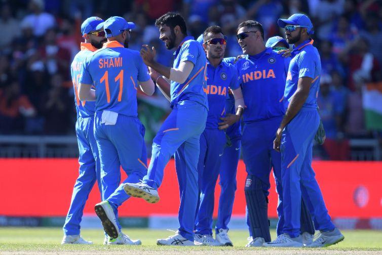 विश्वकप क्रिकेटमा भारतको अपराजित यात्रा कायमै