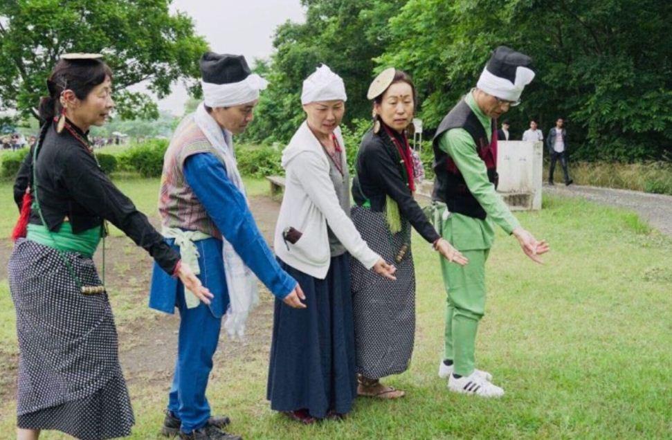 जापानीहरूलाई सम्मान गर्दै साकेला शिली मनाईयो