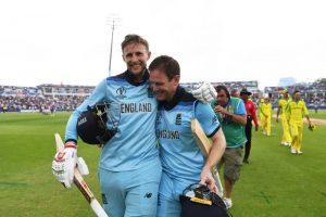 इंग्ल्याण्ड विश्वकप क्रिकेटको फाइनलमा