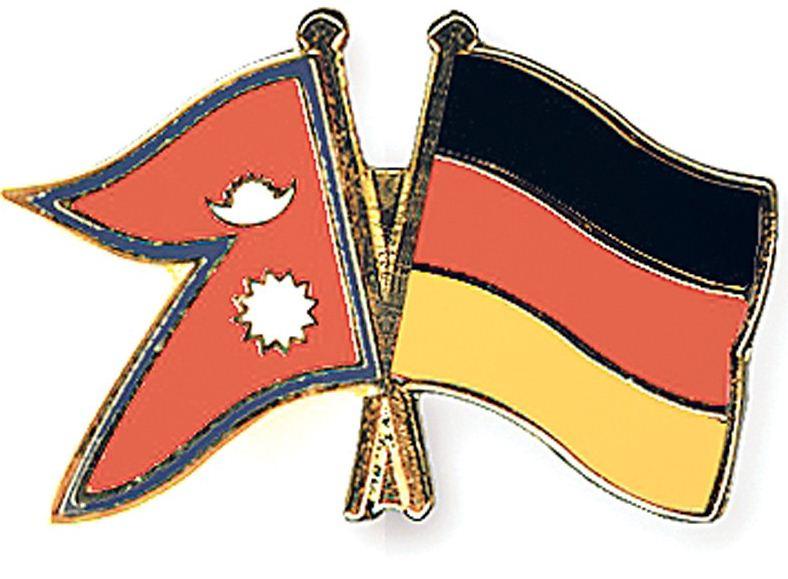 जर्मनीले नेपाल