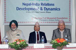 नेपाल–भारत सम्बन्ध