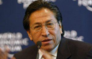 पेरुका पूर्व राष्ट्रपति अलेक्जान्ड्रो टोलेडो