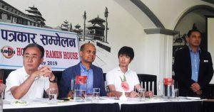 अब काठमाडौँमै जापानी खाना 'रामेन'