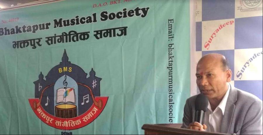 नेपाली सांगीतिक क्षेत्र नेपालको राष्ट्रियताको पहरेदार