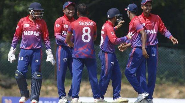 नेपाल एसिसी यु–१९ इस्टर्न रिजन क्रिकेटको फाइनलमा