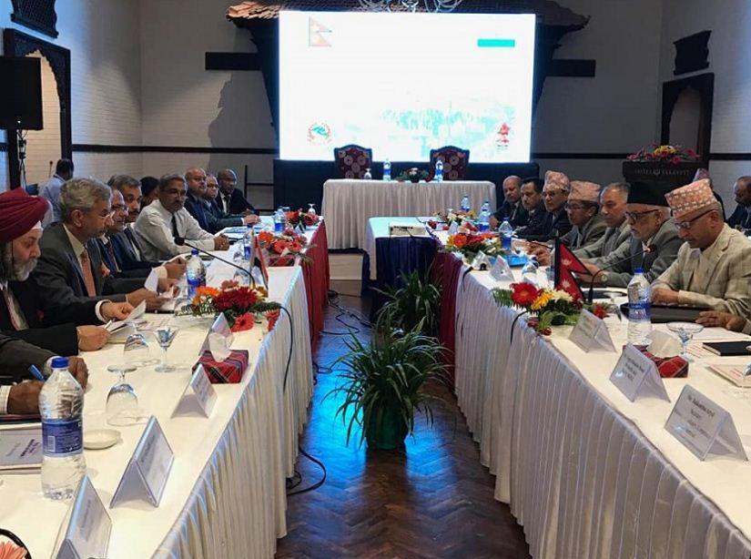 नेपाल-भारत संयुक्त आयोगको बैठक शुरु
