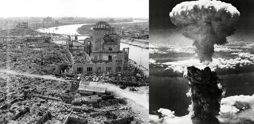 हिरोसिमा-नागासाकीको त्यो त्रासदी