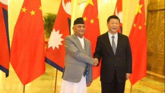 चिनियाँ राष्ट्रपति सीको नेपाल भ्रमण : ओली सरकारको परराष्ट्रनीतिको परीक्षा