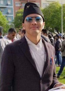 रविन अधिकारी