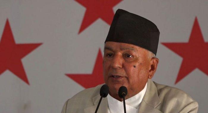 वरिष्ठ नेता रामचन्द्र पौडेल