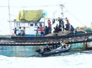 जापानमा डुङ्गा दुर्घटना