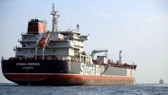 'गैरकानूनीरूपमा खाडीतर्फ इन्धन आपूर्तिमा सम्लग्न जहाज' इरानी कब्जामा