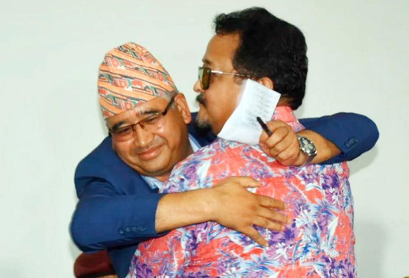 नेपाल ओलम्पिक कमिटीको अध्यक्षमा श्रेष्ठ निर्वाचित