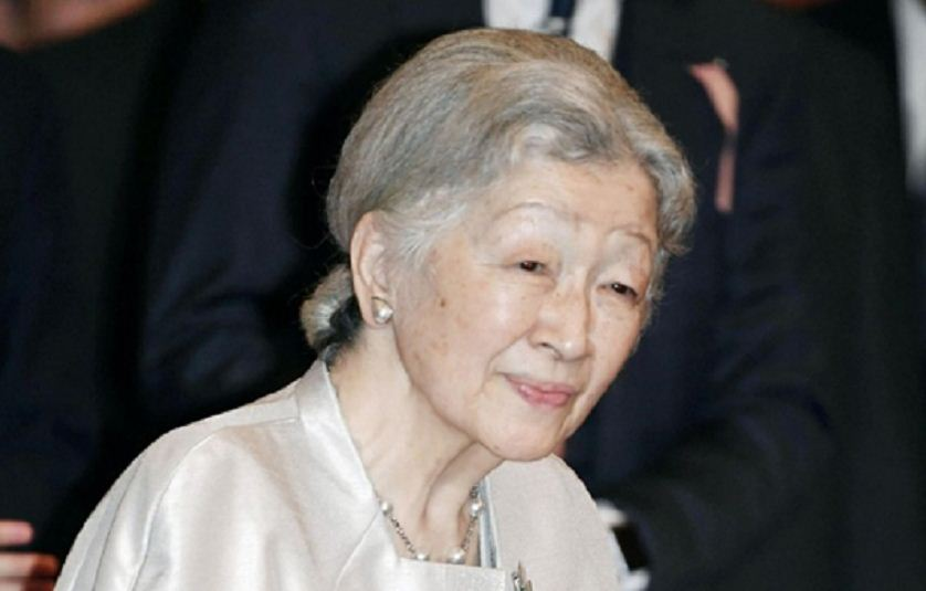 जापानका पूर्व महारानी मिचिको