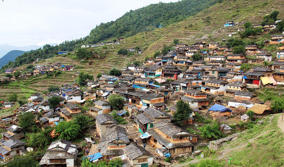 मुदी गाउँ