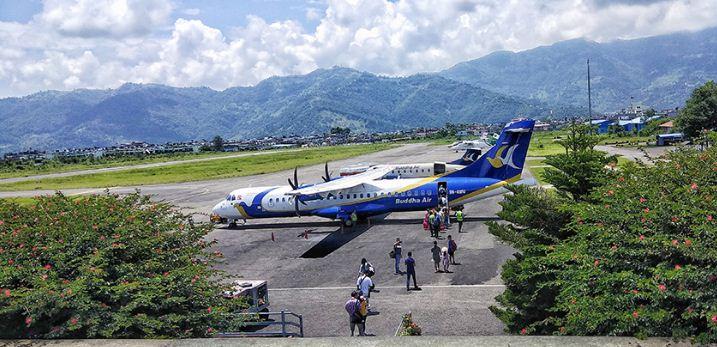 पोखरा विमानस्थलको नाफा बर्सेनि बढ्दै