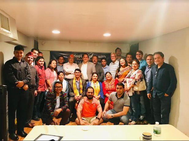 नेपाल प्रहरीका प्रवक्ता एवं प्रहरी नायब महानिरीक्षक पोख्रेल