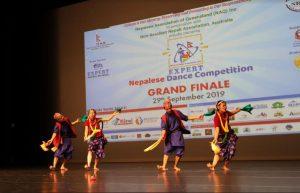 अस्ट्रेलियाव्यापी नेपाली नृत्य प्रतियोगिता सम्पन्न