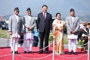 'चिनियाँ राष्ट्रपति सीको भ्रमणका रणनीतिक तीन आयाम'