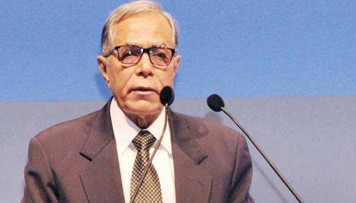 बङ्गलादेशका राष्ट्रपति मोहम्मद अब्दुल हमिद