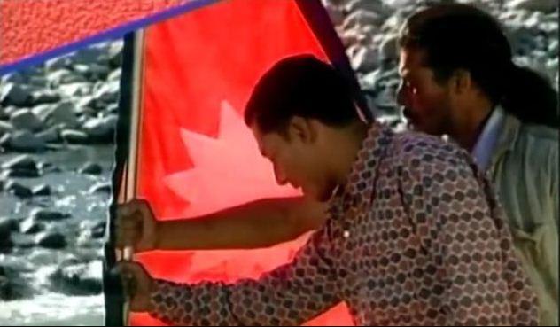 यसरी रचियो 'प्रतिबन्धित' गीत 'माछी मार्न जाउँ है दाजै कालापानीमा…'