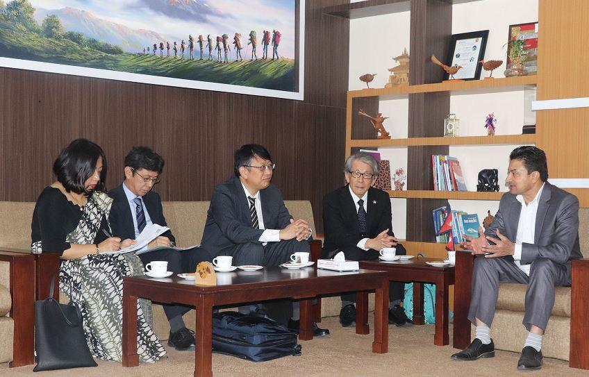 जापानले अब कृषि क्षेत्रमा पनि नेपाली कामदार लैजाने